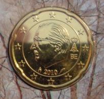 ===== 20 Cent Belgique 2010 état BU ===== - Belgium
