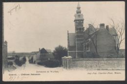 Carte Postale - Genval : Château Janssens (Charlier Nest, Wavre) / Voyagée - Rixensart