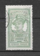 1922 - 25 : N°93 Chez YT. (Voir Commentaire) - Oblitérés