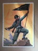 WW2 71mo Battaglione C.C. N.N. D'Assalto 1941 Viaggiata - Guerra 1939-45