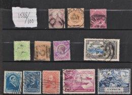 Monde --- N  100-voir Scan--port En Plus - Sammlungen (im Alben)