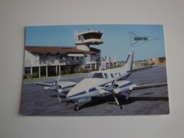 03 Aérodrome De Moulins-Montbeugny,société Sobotra - Aérodromes