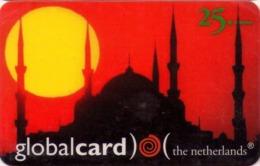 HOLANDA (PREPAGO). Mosque - Mezquita. Helpdesk:0900-2020582. NL-PRE-GLC-0007B. (028). - Nederland