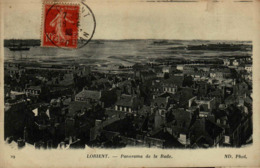 56 - LORIENT - Panorama De La Rade - Lorient