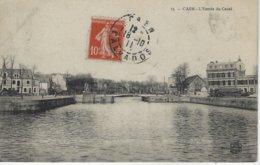 14 ( Calvados ) - CAEN - L'Entree Du Canal - Caen