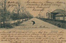Bamymb Le Boulevard . Osmak. Batum. P. Used To Cuba Esperanto - Russia