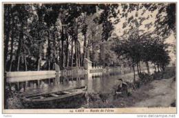 Carte Postale 14. Caen Trés Beau Plan - Caen