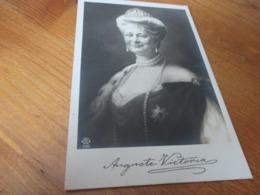 Kaiserin Auguste Viktoria - Familles Royales