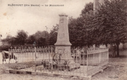 BLECOURT Le Monument - Frankreich