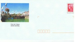 08300 - RETHEL - Pont De L'Aisne - Biglietto Postale
