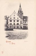 Gruss Aus ZUG, Switzerland, 1890's; Zytturm - ZG Zoug