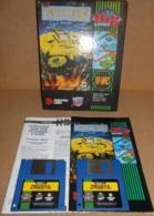 """Videogioco-Amiga """"Populous-By Bullfrog"""" Dischi1°2°+2 Libretti-come Da Foto - Electronic Games"""