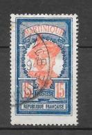1927 : Types De 1908 - 18. N°120 Chez Y Et T. (Voir Commentaire) - Oblitérés