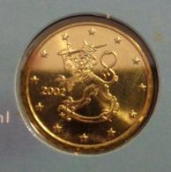 ===== 10 Cent Finlande 2002 Sorti Du BU (8 Pièces) Mais Légèrement Oxydé ===== - Finland