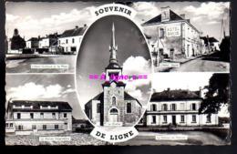 REF 437 : CPSM 44 LIGNE Souvenir De ... - Ligné