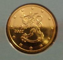===== 50 Cent Finlande 2002 état BU ===== - Finland