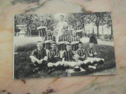 ALSEMBERG: Pensionnat St-Victor - Fêtes Jubilaires 1911 - La Football Club St Victor (kleine Kreuk) - Voetbal