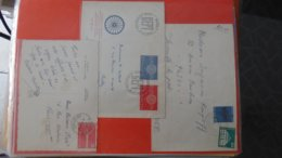 Dispersion D'une Collection D'enveloppe 1er Jour Et Autres Dont 162 EUROPA Suisse - Timbres