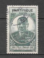 1945 : Gouverneur - Général Éboué. N°218 Et 219 Chez Y Et T. (Voir Commentaire) - Martinique (1886-1947)