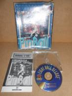 Videogioco-Pim Ball-Eight Ball Deluxe-vintage-come Da Foto - Other