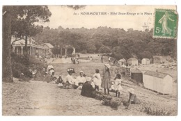 85 - NOIRMOUTIER - Hotel Beau-Rivage Et Le Phare - Noirmoutier