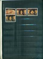 DOMINICA NOEL 83- 500 RAPHAEL 4 VAL NEUFS A PARTIR DE 0.75 EUROS - Dominica (1978-...)