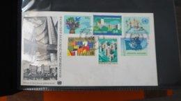 Dispersion D'une Collection D'enveloppe 1er Jour Et Autres Dont 162 NATIONE UNIES Et Autres Pays - Sammlungen (im Alben)