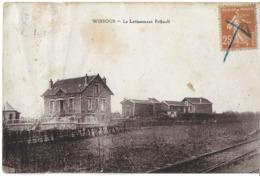 WISSOUS  91 ESSONNE LE LOTISSEMENT FRIBAULT - Francia