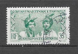 1933 - 38 : N°141A Chez Y Et T. (Voir Commentaire) - Martinique (1886-1947)