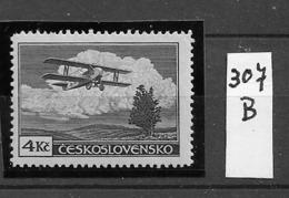 1930 MNH Czechoslovakia Michel 307B - Neufs