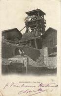 Mines, Mine : La Grand Croix - (42) Loire - Le Puits Piney - Francia