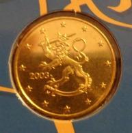 ===== 10 Cent Finlande 2003 Sorti Du BU (8 Pièces) Mais Légèrement Oxydé ===== - Finland