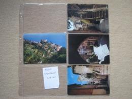 FRANCE - ROQUEBRUNE (4 CP COULEURS) - Roquebrune-Cap-Martin
