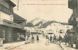 01 Bellegarde  Douane Française - Bellegarde-sur-Valserine