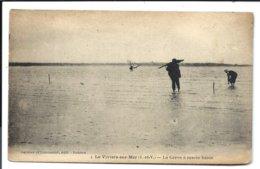 LE VIVIER Sur Mer - Pêcheurs à Pied - Autres Communes