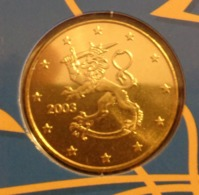 ===== 50 Cent Finlande 2003 état BU ===== - Finland