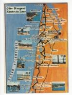 A 33-105 - COTE D'ARGENT. - Route Des Lacs - France
