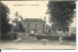 GOSNÉ - Le Grand Buisson - Manoir - Francia