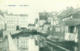 Dendermonde - Termonde - Het Vestje - Zeer Zeldzaam - Dendermonde