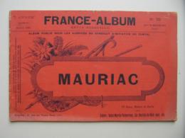 """FRANCE-ALBUM N° 70 """" MAURIAC """" (1901) Avec NOMBREUSES GRAVURES PUBLICITÉS - DEPARTEMENT DU CANTAL - Books, Magazines, Comics"""