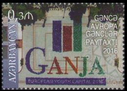 2017Azerbaijan 1185Ganja - European Youth Capital - Aserbaidschan