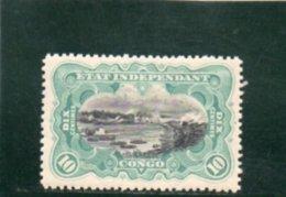 CONGO BELGE 1894-900 ** - Belgian Congo