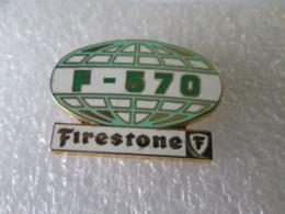 PIN'S   FIRESTONE F 570  Zamak  Succes - Andere