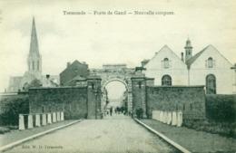 Dendermonde - Termonde - Porte De Gand - Nouvelle Coupure - Dendermonde