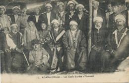 Adana Cilicie Les Chefs Kurdes D' Osmanié . Edit Mizrahi - Arménie