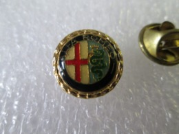 PIN'S    LOGO  ALFA ROMEO - Alfa Romeo