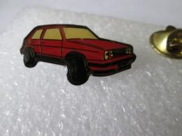 PIN'S    VOLKSWAGEN  GOLF  GTI - Volkswagen