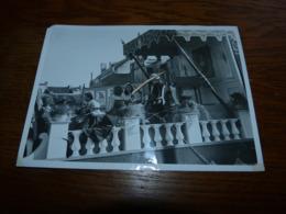 AA'-8 Photo 13x18 Originale Ostende 1949 Parade Festival De La Musique Char De Mozart - Lieux