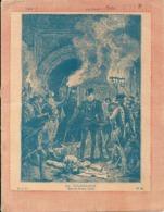 Couverture Cahier La Tolérance Mort De Coligny 1572 Hachette Et Cie Editeurs N°20 Imprimerie Charaire - Book Covers