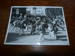 AA'-8 Photo 13x18 Originale Ostende 1949 Parade Festival De La Musique Le Menuet - Lieux